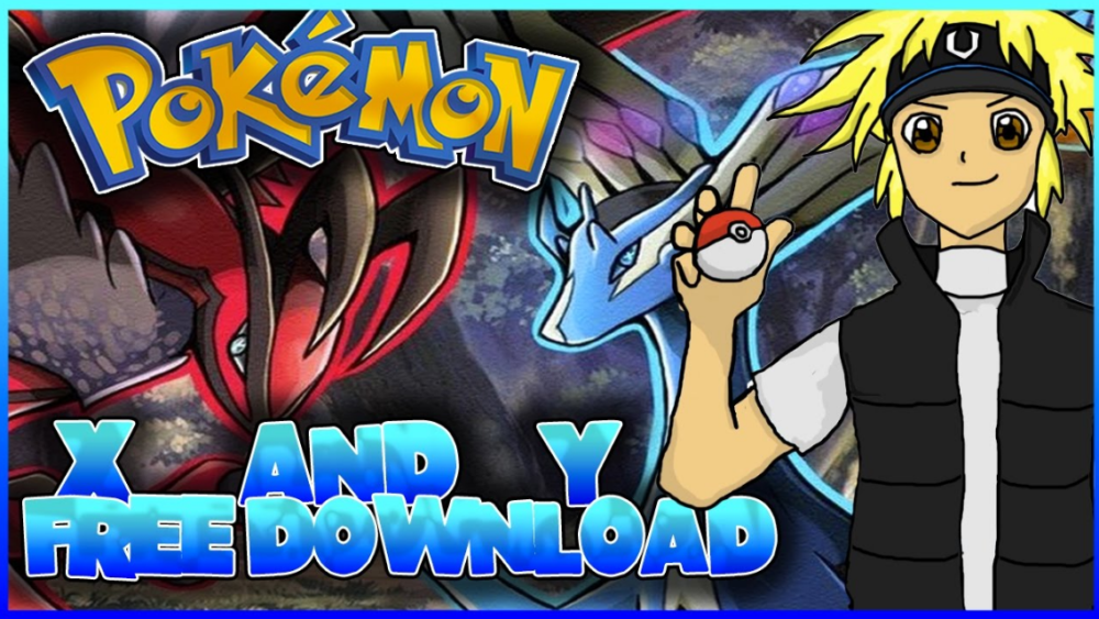 Pokemon X And Y PC Latest Version Game Free Download