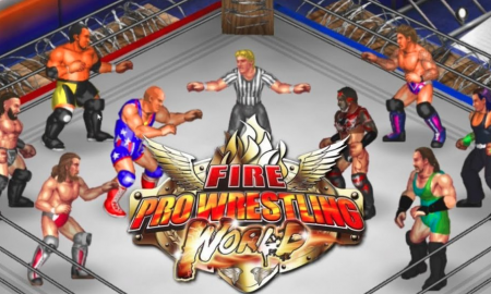 Fire Pro Wrestling World PC Version Full Game Free Download