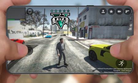 GTA V iOS/APK Full Version Free Download