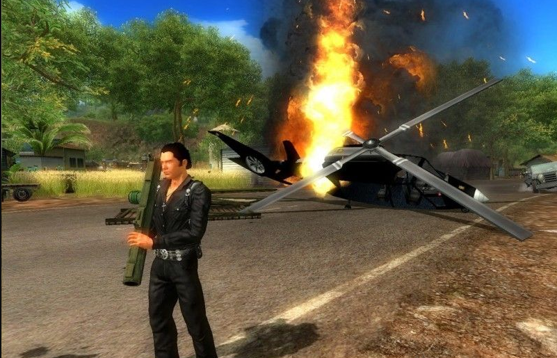 Just Cause Apk Full Mobile Version Free Download
