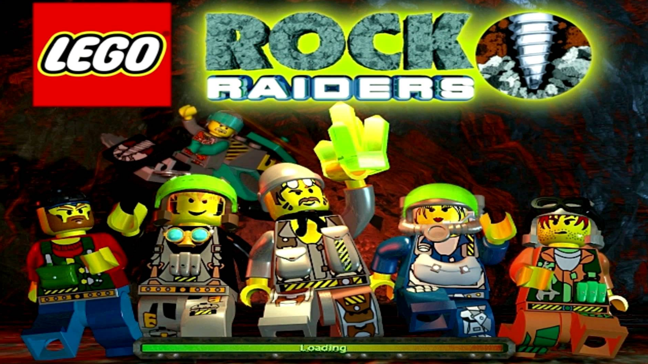 LEGO Rock Raiders iOS/APK Full Version Free Download