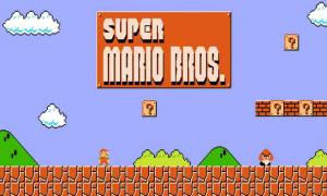 Old Super Mario Bros PC Version Game Free Download