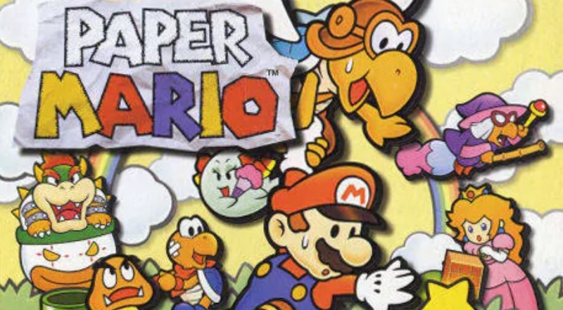 Paper Mario Pro Mode PC Latest Version Game Free Download