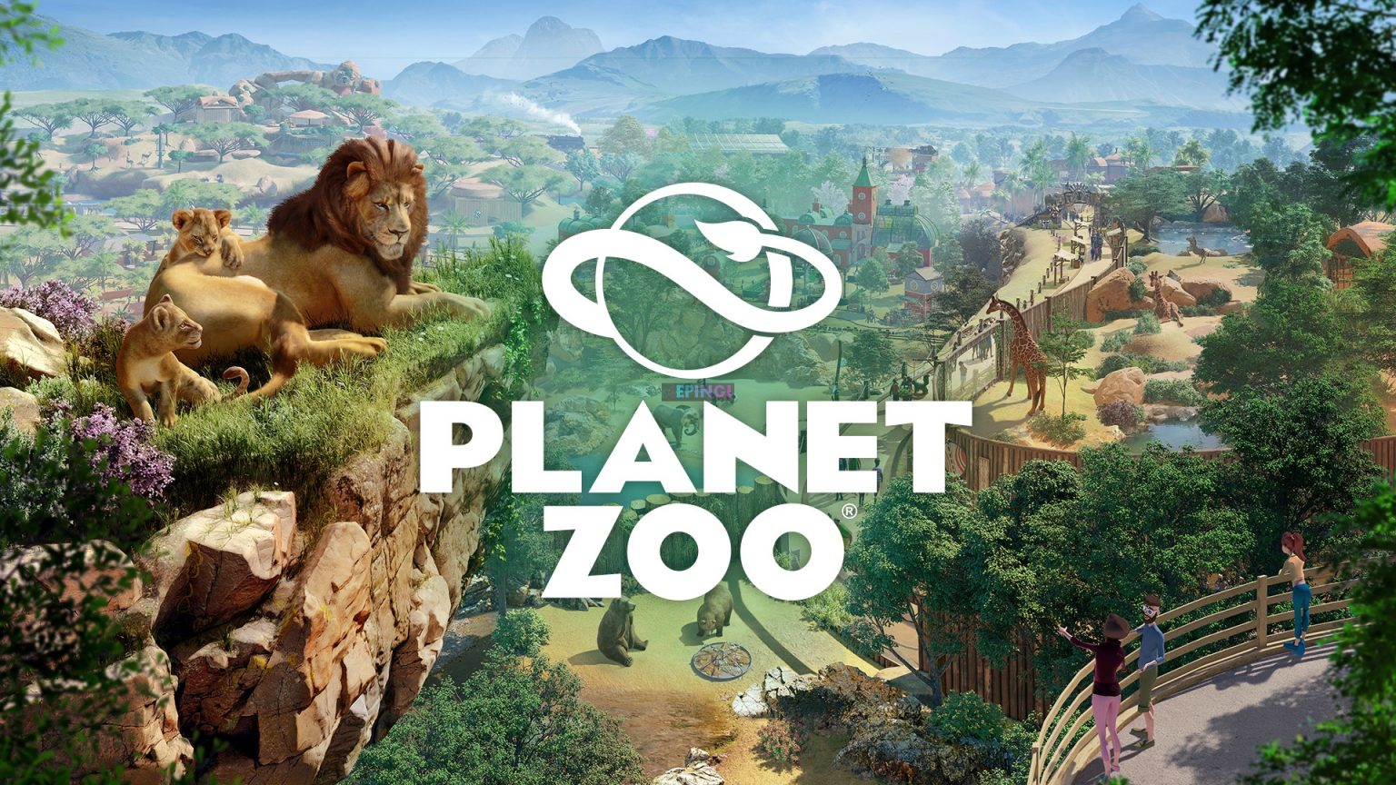 Planet Zoo PC Latest Version Game Free Download