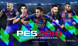 Pro Evolution Soccer 2018 iOS/APK Version Full Game Free Download