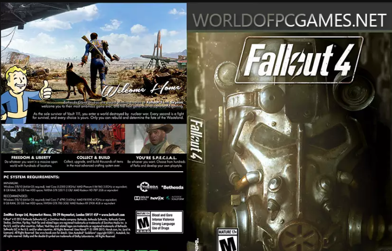 Fallout 4 Apk iOS Latest Version Free Download