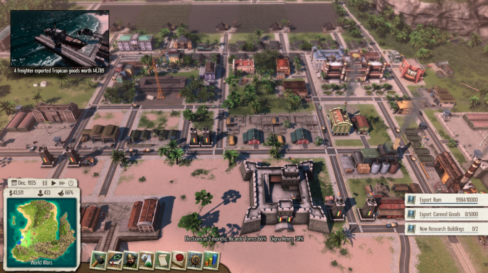 Tropico 5 PC Latest Version Game Free Download