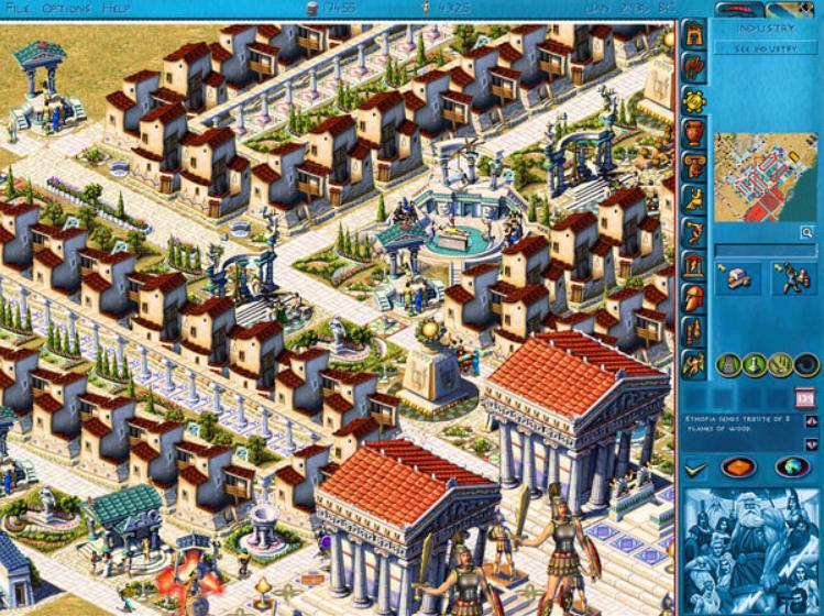 Zeus Master Of Olympus Game Full Version PC Game Download