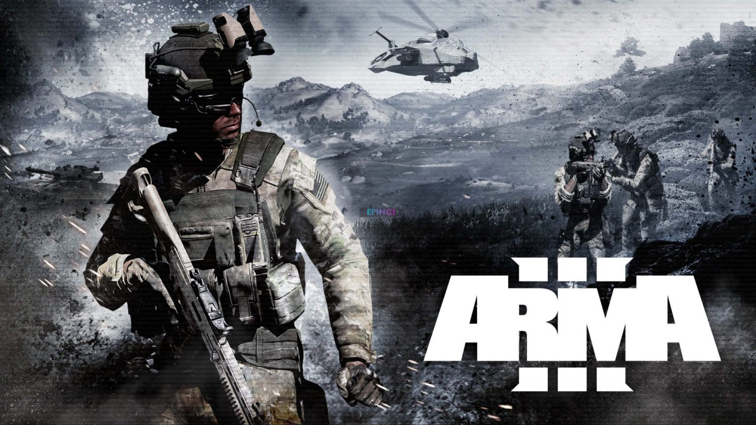 Arma 3 Full Version PC Game Download