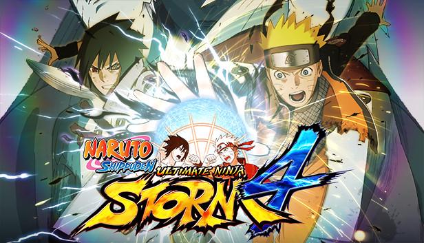 Naruto Shippuden: Ultimate Ninja Storm 4 Full Version PC Game Download