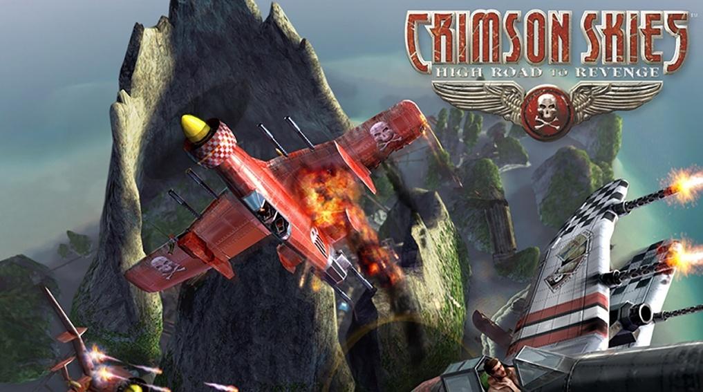 Crimson Skies Full Version PC Game Download