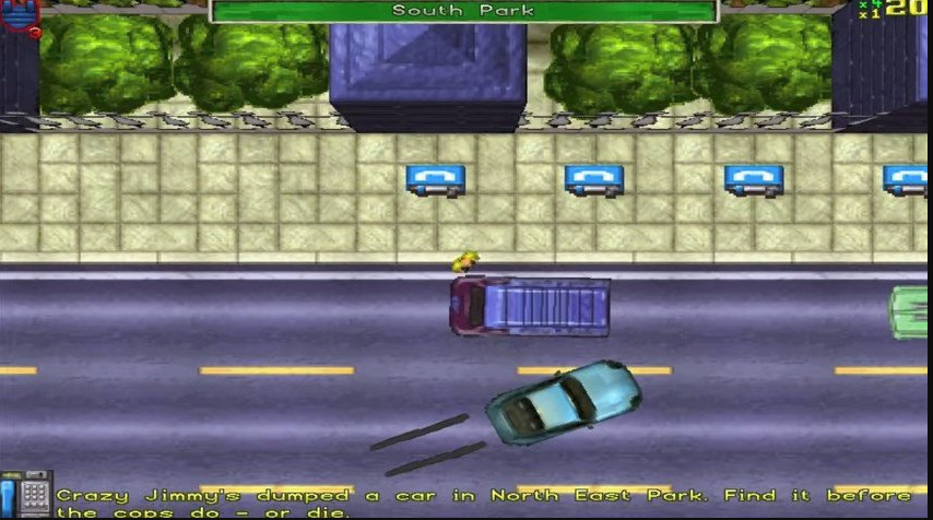 GTA 1 PC Version Game Free Download