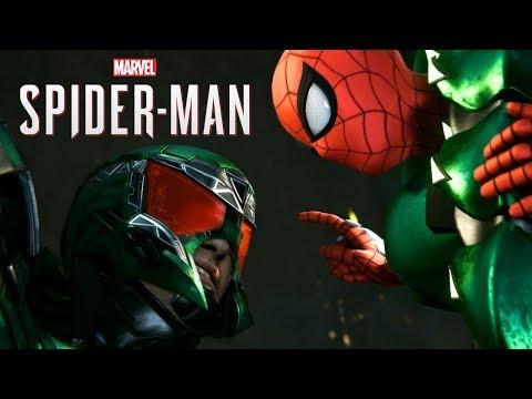 Marvels Spider Man PS4 Version Full Free Game Download