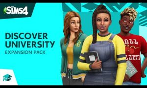 The Sims 4 Discover University PC Version Full Game Setup Free Download
