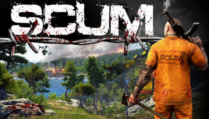 SCUM PC Latest Version Game Free Download