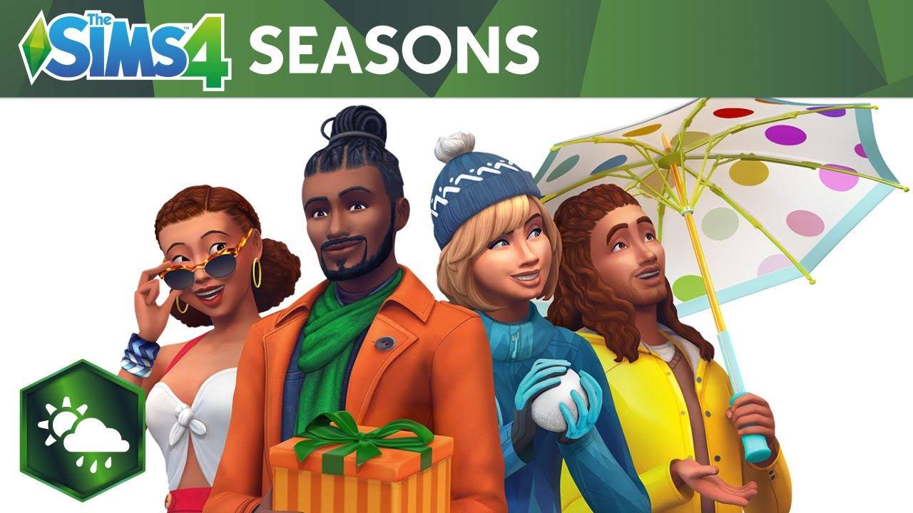 The Sims 4 Seasons Game Full Version PC Game Download