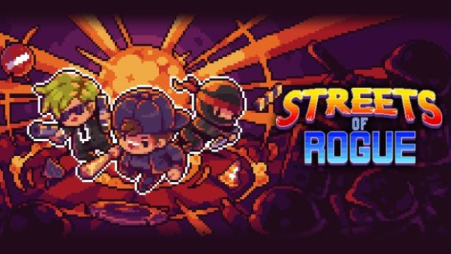 Streets Of Rogue PC Latest Version Game Free Download