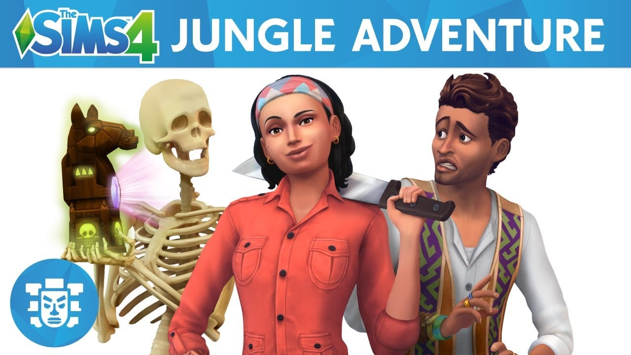 The Sims 4 Jungle Adventure Game Full Version PC Game Download