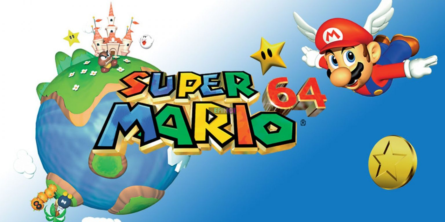 Super Mario 64 PC Latest Version Game Free Download