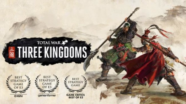 Total War: Three Kingdoms PC Latest Version Game Free Download