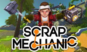 Scrap Mechanic PC Version Game Free Download