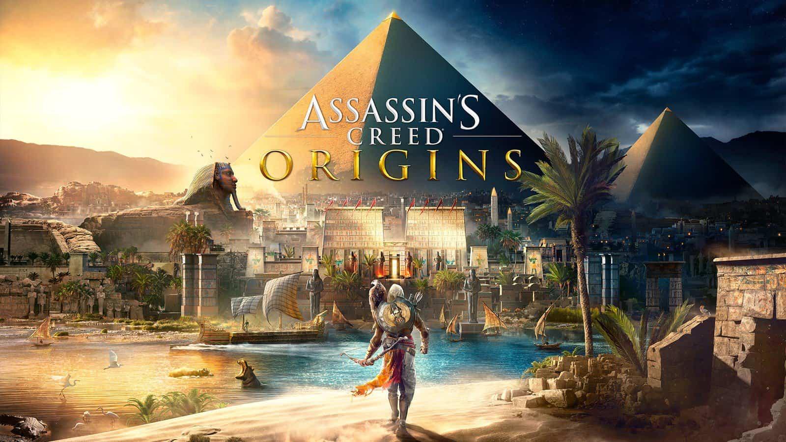 Assassin's Creed Origins Apk iOS Latest Version Free Download