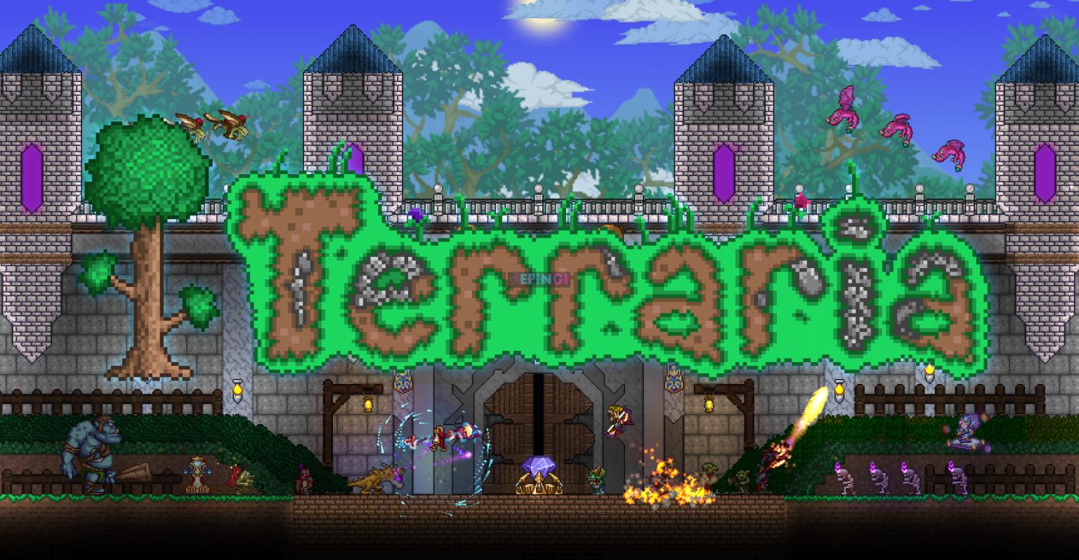 Terraria PC Game Download Full Version