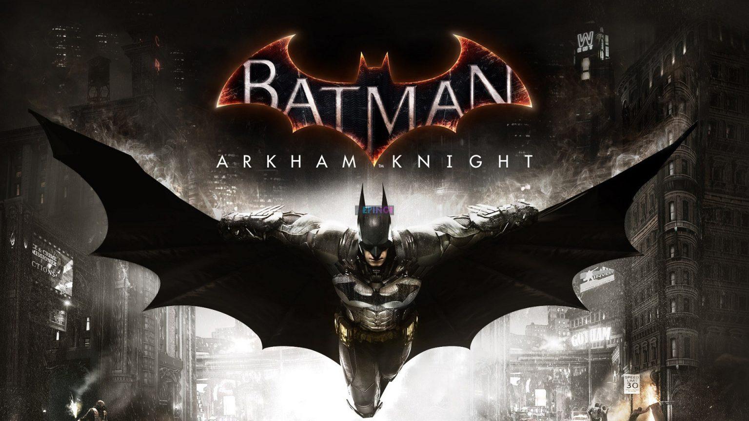 Batman Arkham Knight Nintendo Switch PC Latest Version Game Free Download