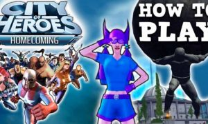 City Of Heroes Homecoming PC Version Full Game Free Download