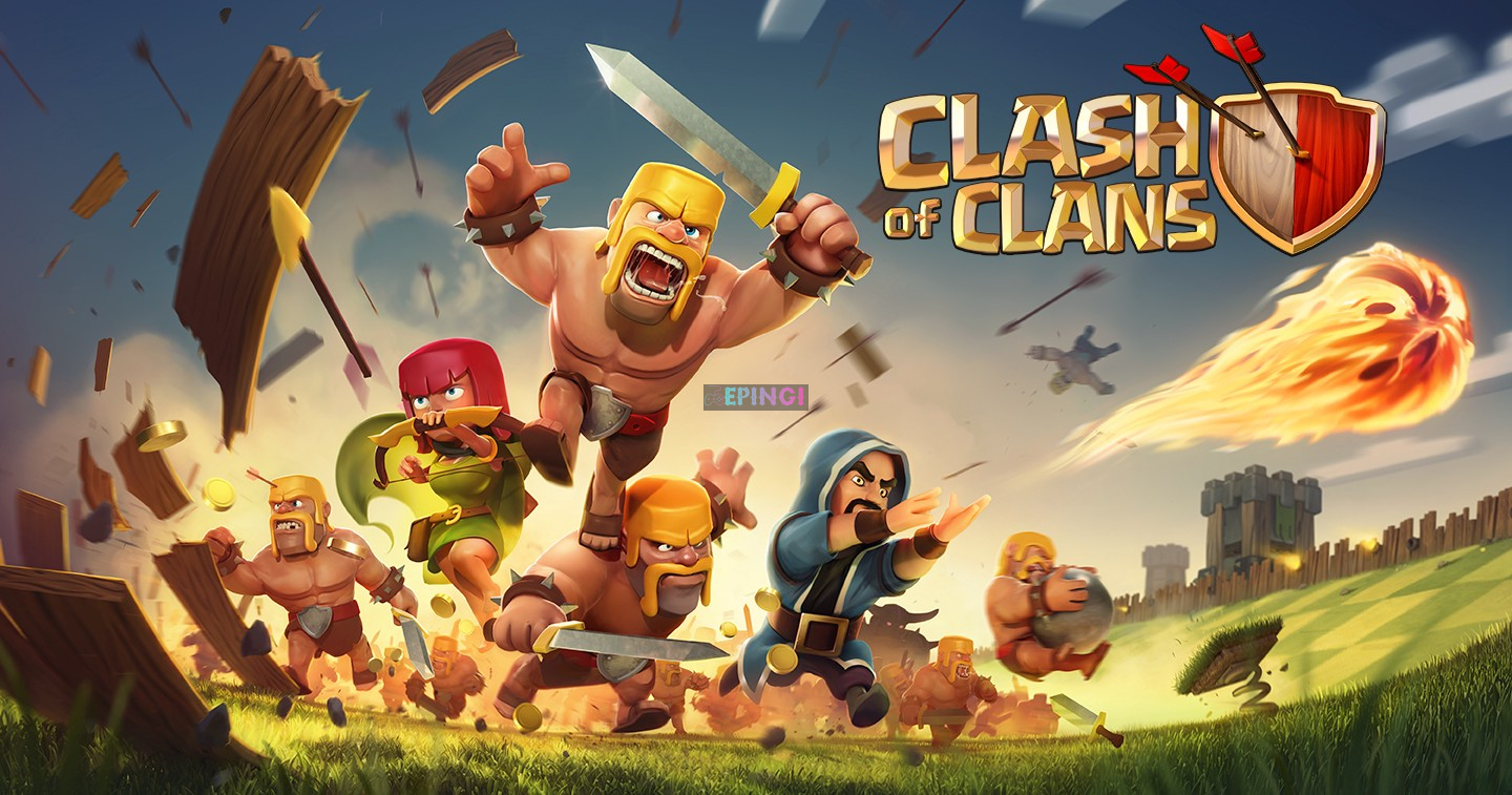 Clash of Clans PC Version Full Game Free Download