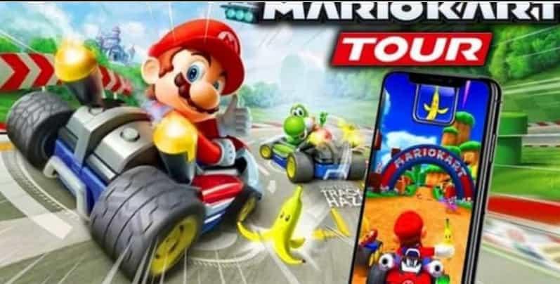 Mario Kart iOS Version Full Game Free Download