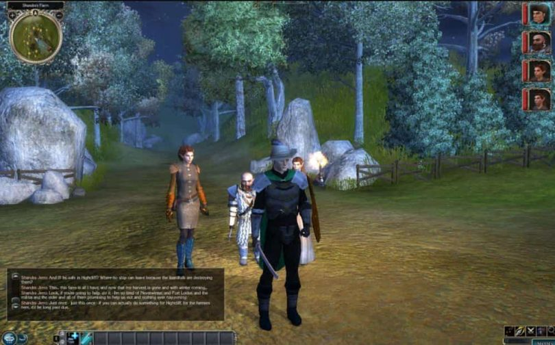 Neverwinter Nights Full Version PC Game Download