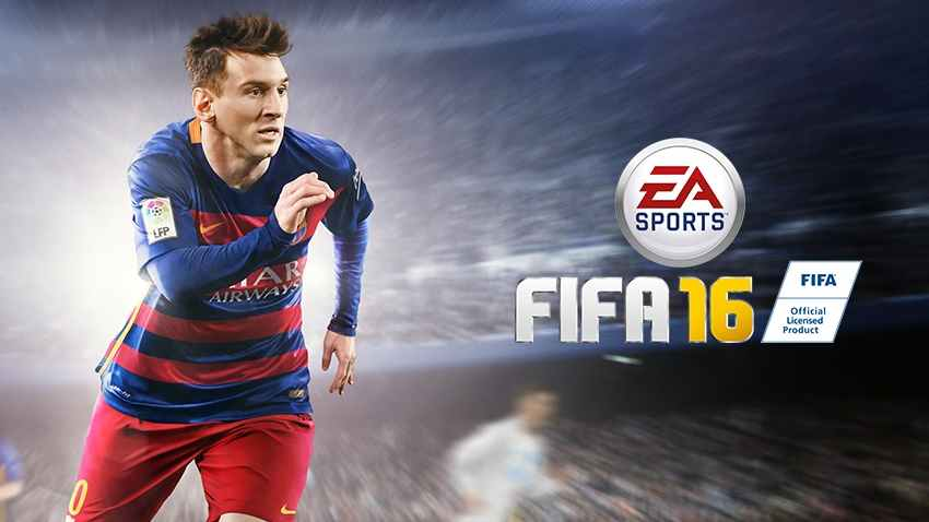 FIFA 16 PC Latest Version Game Free Download