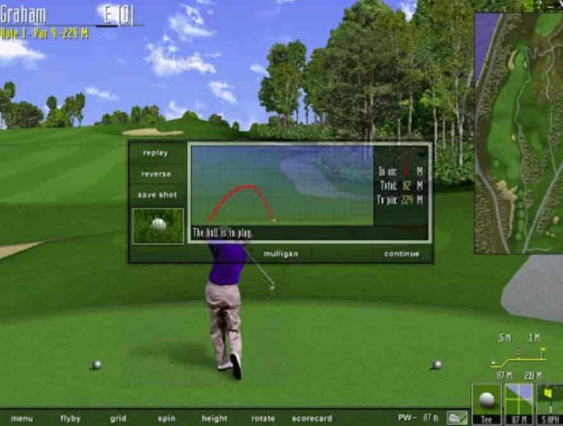 Golf PC Latest Version Game Free Download