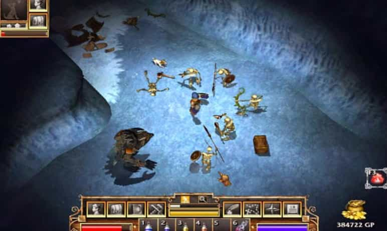Fate Undiscovered Realms Full Version PC Game Download