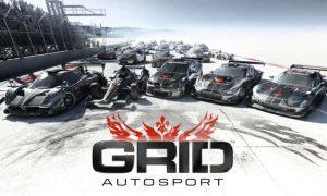 GRID Autosport Apk Full Mobile Version Free Download