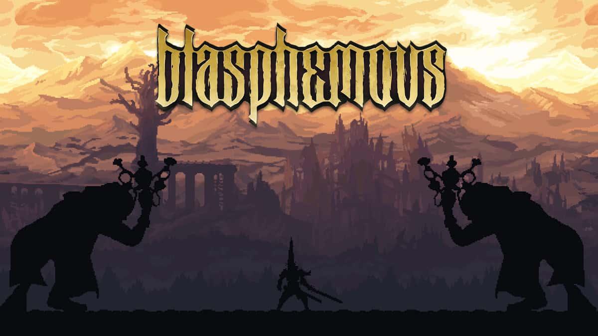 Blasphemous PC Version Full Game Free Download