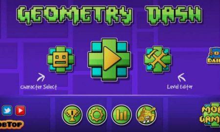Geometry Dash iOS/APK Version Full Game Free Download