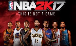 NBA 2K17 iOS Version Full Game Free Download