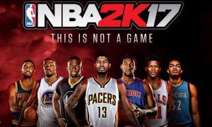 NBA 2K17 iOS Version Full Game Free Download