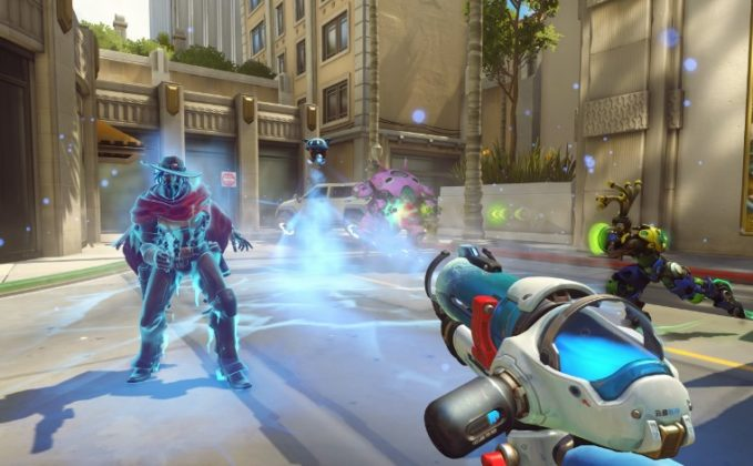 Overwatch Apk Mobile Game Free Download
