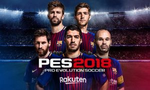 Pro Evolution Soccer 2018 Apk Full Mobile Version Free Download