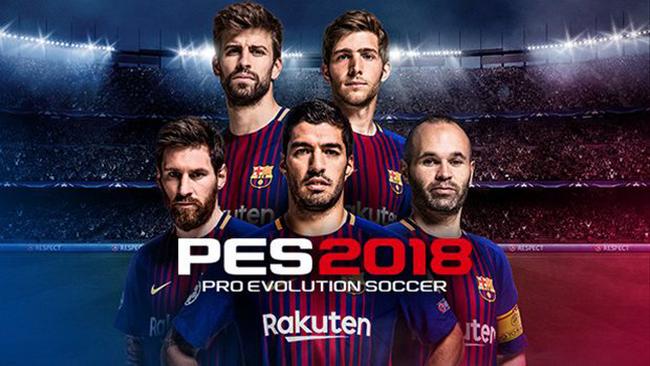 Pro Evolution Soccer 2018 Apk Full Mobile Version Free Download