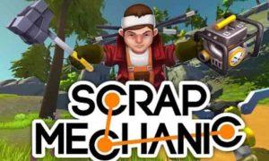 Scrap Mechanic Full Version PC Game Download