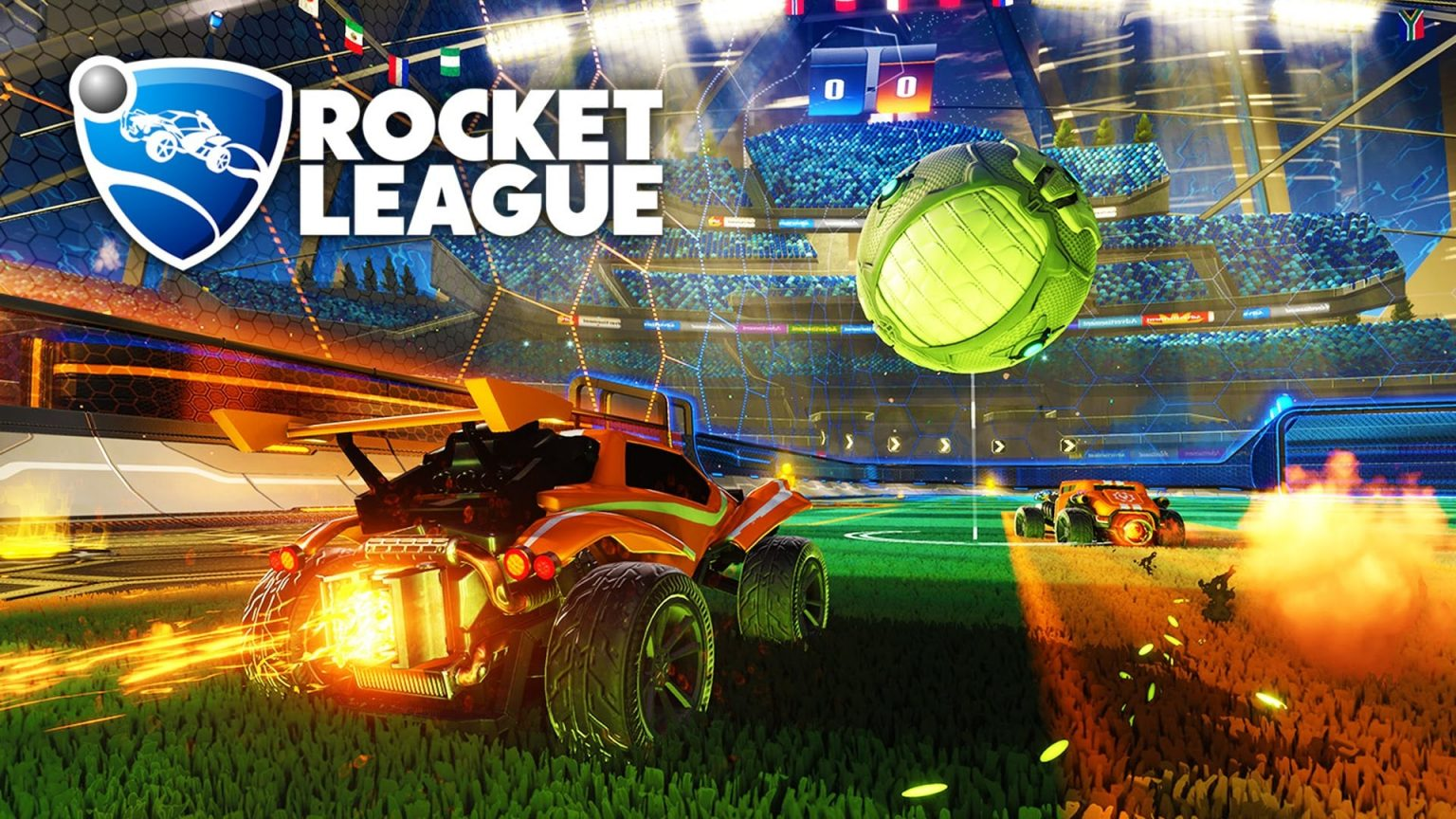 Rocket League iOS/APK Version Full Game Free Download
