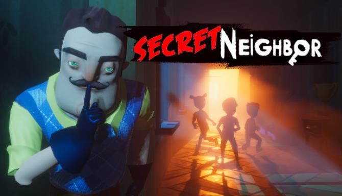 Secret Neighbor PC Latest Version Game Free Download