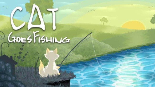 Cat Goes Fishing PC Latest Version Game Free Download