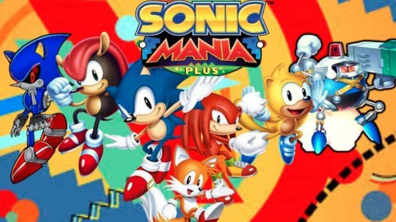 Sonic Mania Plus Apk iOS Latest Version Free Download