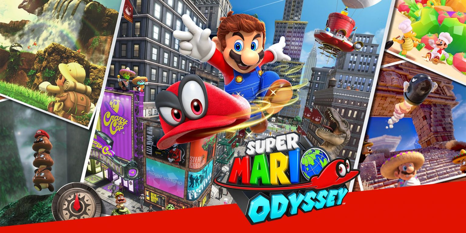 Super Mario Odyssey Xbox 360 Full Version Free Download
