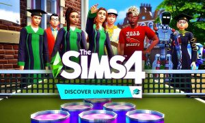 The Sims 4 Discover University iOS/APK Full Version Free Download